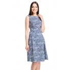 Фото Платье Mondigo 5214-2. Цвет: темно-синий. Размер одежды: 46
