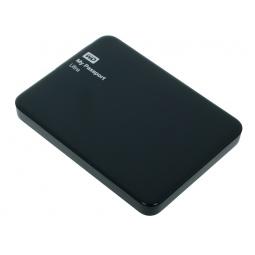 фото Внешний жесткий диск Western Digital My Passport Ultra 1Tb. Цвет: черный
