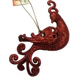 фото Украшение-подвес новогоднее Феникс-Презент 38707 «Жар-птица»