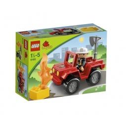 фото Конструктор LEGO Начальник пожарной станции