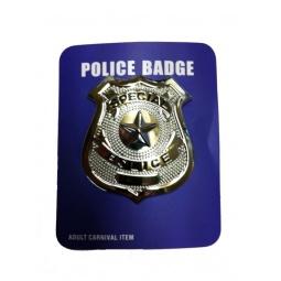 Купить Полицейский нагрудный знак