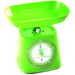 фото Кухонные весы Delimano. Цвет: зеленый