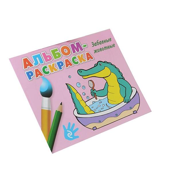 Книги серии подходят даже самым маленьким, с их помощью они разовьют не только мелкую моторику, но и желание заниматься и развиваться. Специально подобранные лаконичные можно раскрашивать не только кисточкой, цветными карандашами и фломастерами, но даже пальчиками.