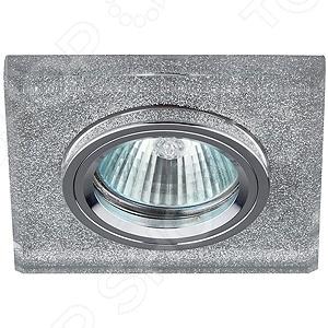 Светильник светодиодный встраиваемый Эра DK8 CH/SHSL