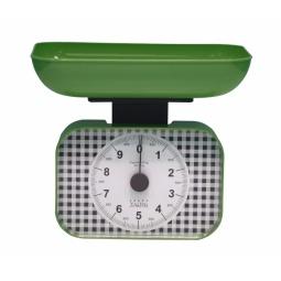 фото Весы кухонные Delta КСА-004. Цвет: зеленый