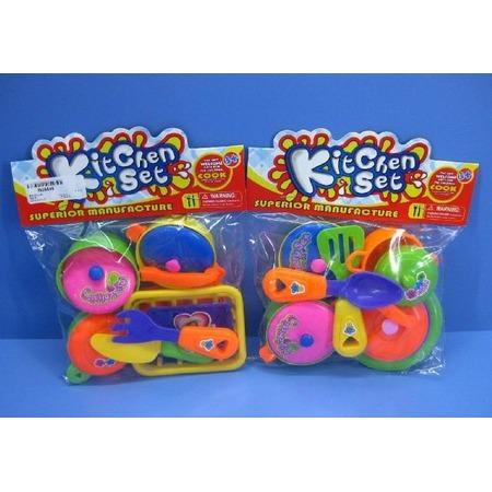 Купить Набор игровой для девочки Kitchen Set 1717169. В ассортименте