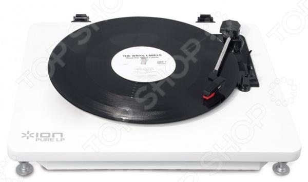 Проигрыватель USB виниловый и MP3-конвертер ION 0279482