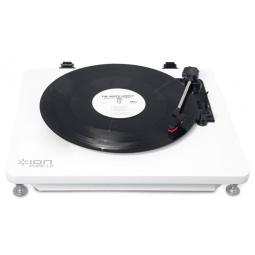 фото Проигрыватель USB виниловый и MP3-конвертер ION Pure LP. Цвет: белый