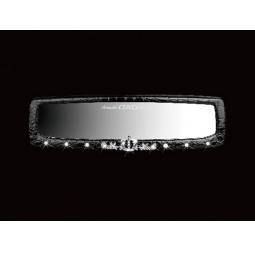 Купить Зеркало внутрисалонное со стразами D.A.D AJ07