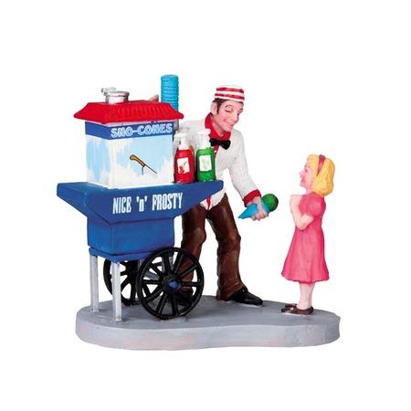 Купить Фигурка керамическая Lemax «Лавка мороженщика»