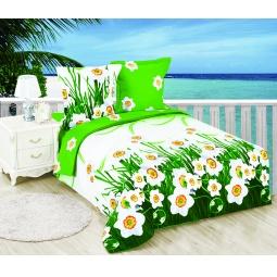фото Комплект постельного белья Amore Mio Narciss. Poplin. 1,5-спальный