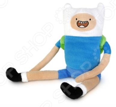 Мягкая игрушка Adventure Time Финн мягкая игрушка интерактивная woody o time лошадка непоседа