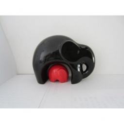 фото Набор фигурок Феникс-Презент «Слоны». Цвет: красный, черный