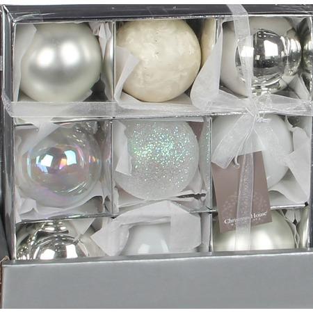 Купить Набор новогодних шаров Christmas House 1694602