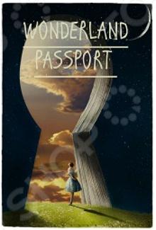 Обложка для паспорта Mitya Veselkov «Волшебная страна» волшебная страна 6шт 001475