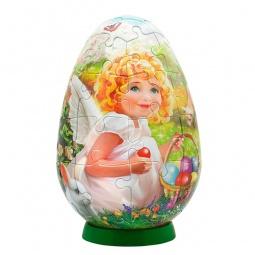 фото Пазл 3D Step Puzzle Step Ball «Пасхальное яйцо»
