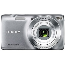 фото Фотокамера цифровая Fujifilm FinePix JZ250. Цвет: серебристый