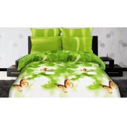 фото Комплект постельного белья Романтика «Бабочка желаний». 1,5-спальный