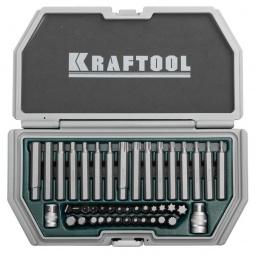 фото Набор бит усиленных для высоких нагрузок Kraftool Industry 26550-H44