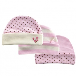 Купить Комплект шапочек Hudson Baby 68060: 3 шт.