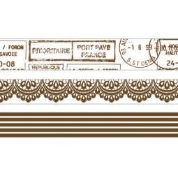 Купить Набор бумажных скотчей с рисунком Kaisercraft KC-TM801