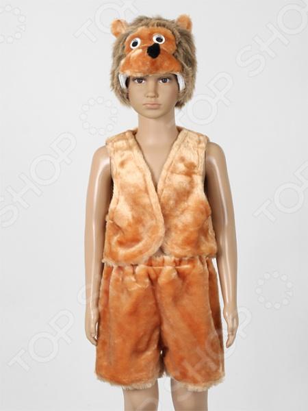 Костюм новогодний детский Костюмы «Ежик» 008 костюмы alpine pro костюм