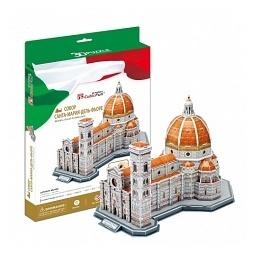 Купить Пазл 3D CubicFun «Собор Санта-Мария-дель-Фьоре»