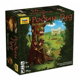 фото Игра карточная Звезда «Робин Гуд» 8952