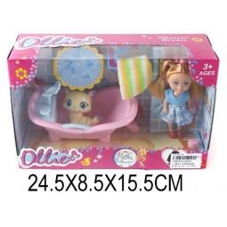 фото Кукла с питомцем Shantou Gepai Ollie