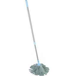 Купить Моп для уборки с телескопической ручкой Hausmann ADF1305