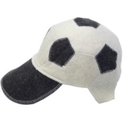 Купить Шапка Банные штучки «Футбольный мяч»