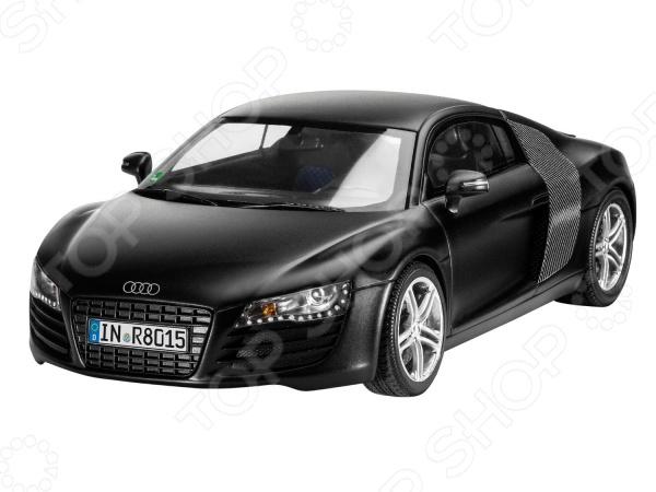 Сборная модель автомобиля Revell Audi R8 сборная модель автомобиля 1 32 revell ferrari 360 challenge m lehner
