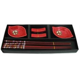 Купить Набор для суши Elan Gallery «Монеты» листок