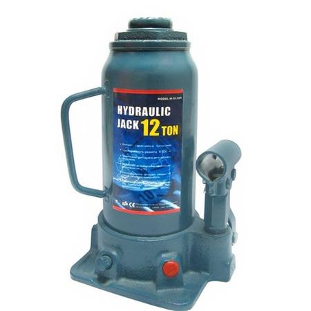 Купить Домкрат гидравлический бутылочный с клапаном Megapower M-91204