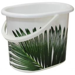 Купить Ведро IDEA «Деко. Пальма»