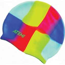 Купить Шапочка для плавания ATEMI MC 204