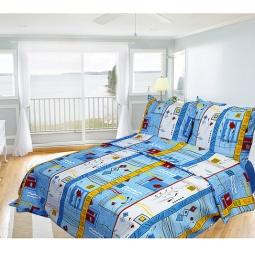 фото Комплект постельного белья Олеся «Стамбул». 1,5-спальный
