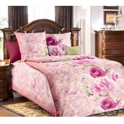 фото Комплект постельного белья Белиссимо «Аромат розы». 1,5-спальный