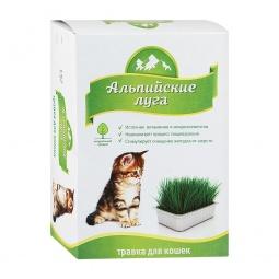 Купить Трава для кошек Альпийские луга А102