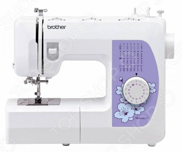 Швейная машина Brother Hanami 27S лапка для швейной машинки super ace brother купить