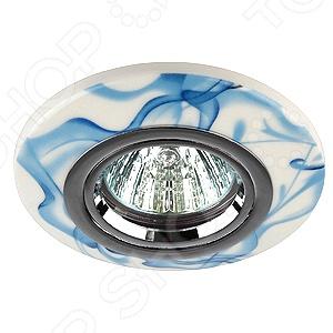 все цены на Светильник светодиодный встраиваемый Эра DK62 CH/WH/BL онлайн