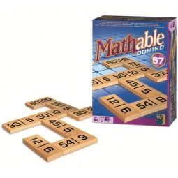 Купить Домино математическое Mathable 5002