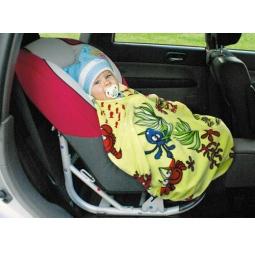 фото Покрывало для детского автокресла ТоДаСё, 0-1,5 года. В ассортименте