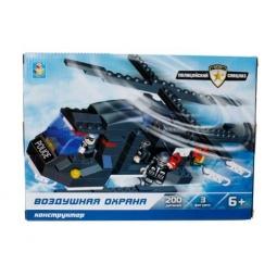 Купить Конструктор игровой 1 Toy «Полицеский спецназ. Воздушная охрана»