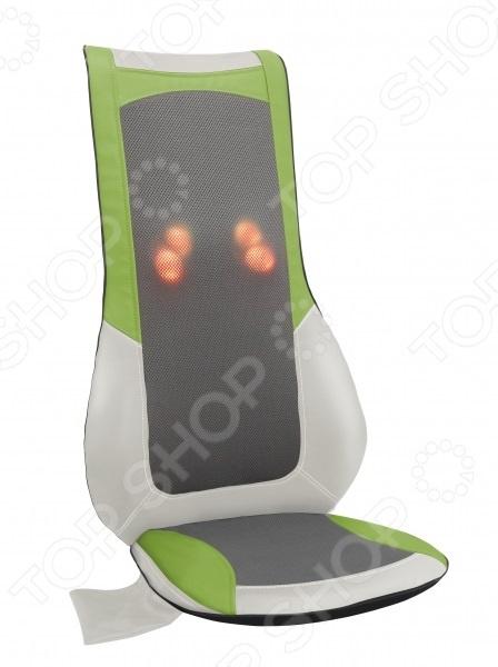 Сиденье массажное ST Life ST100JМассажеры для тела<br>Сиденье массажное ST Life ST100J идеально подходит для использования как в домашних условиях, так и в автомобиле. Модель предназначена для интенсивного целенаправленного массажа по 4-м массажным зонам и это отнюдь не все. В отключенном состоянии не мешает вождению и не создает аварийных ситуаций. Покрытие выполнено из нейлона, а каркас из стали и пластика, что гарантирует длительный срок службы изделия.<br>
