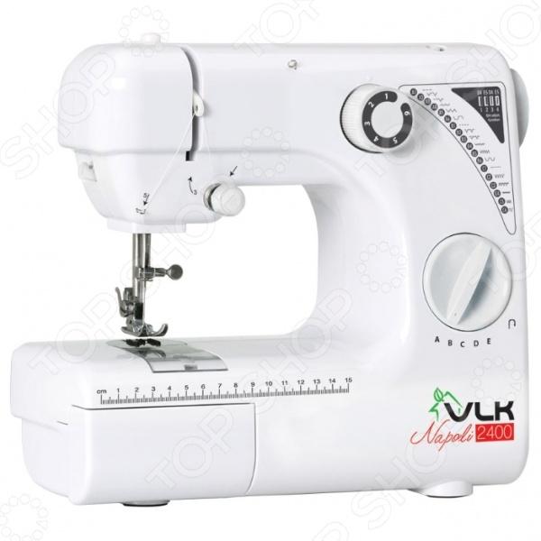 Швейная машина VLK 2400 регелин купить в спб швейная фурнитура