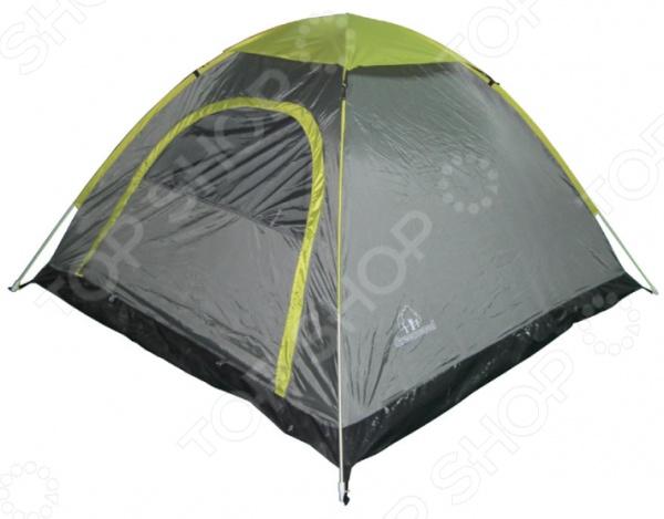Палатка Greenwood Summer 3 SmartПалатки<br>Greenwood Summer 3 Smart это удобная и практичная самораскрывающаяся палатка, которая станет отличным вариантом для автомобильных туристических походов, рыбалки, охоты или просто активного отдыха на природе. При необходимости в ней могут поместиться до трех спальных мешков. Продуманная до мелочей конструкция обеспечивает максимальный комфорт и удобство. Палатка Greenwood Summer 3 Smart оборудована противомоскитной сеткой, благодаря которой у вас есть возможность поставить палатку прямо на берегу водоема комары не смогут помешать вашему отдыху. Эффективная система вентиляции создаст комфортные климатические условия. Проклеенные швы гарантируют прочность и надежность, а особенность конструкции обеспечит устойчивость палатки даже во время сильного ветра.<br>