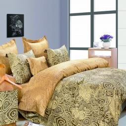 фото Комплект постельного белья с эффектом 3D Buenas Noches Zoloto. Евро