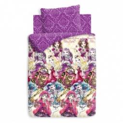 Купить Комплект постельного белья Ever After High «Потайная Дверь». Детский