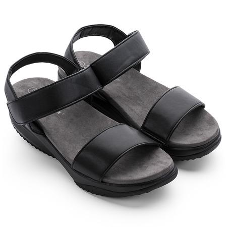 Купить Сандалии дышащие женские Walkmaxx 3.0. Цвет: черный